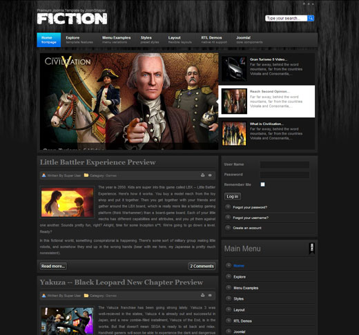 JS Shaper Fiction